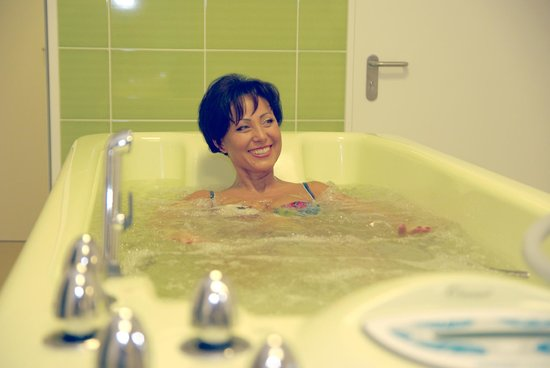 Medical SPA Egles Sanatorija Birstonas: Mineral bath with pearls