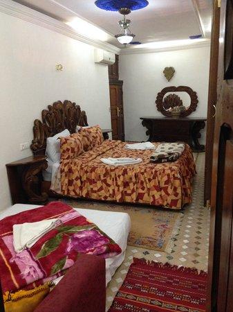 Dar Tahrya: Bedroom