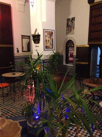Dar Tahrya: Foyer