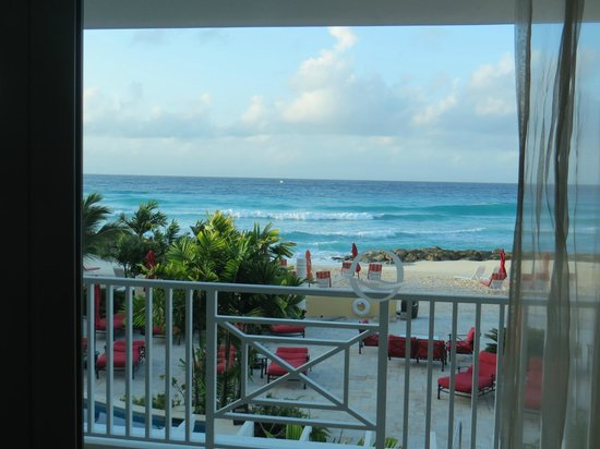 Ocean Two Resort & Residences: View from the room - perfect.