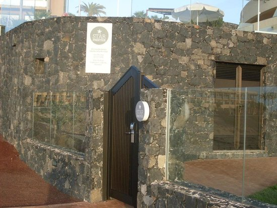 Iberostar Playa Gaviotas: Außeneingang