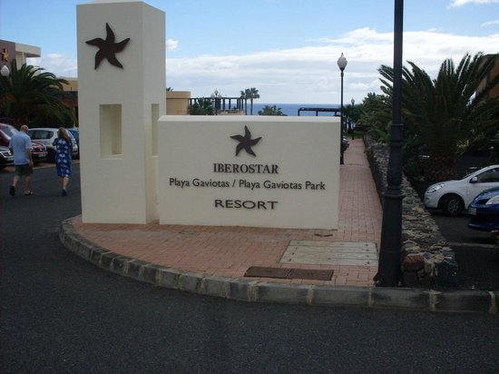 Iberostar Playa Gaviotas: Neuer Eingangsbereich