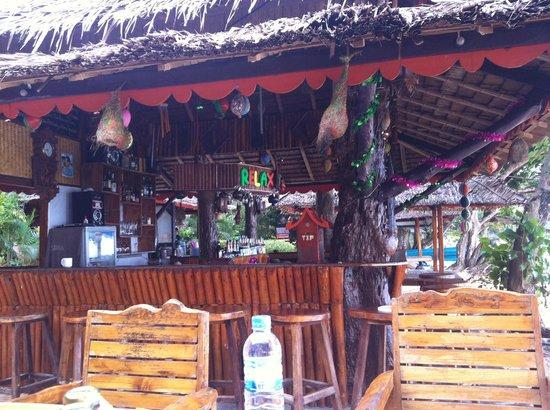 Phi Phi Relax Beach Resort : Bar