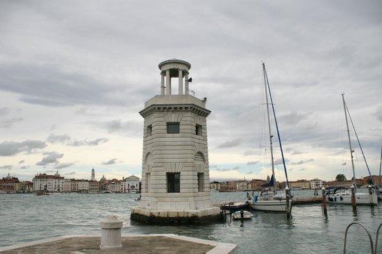 San Giorgio Maggiore: маяк
