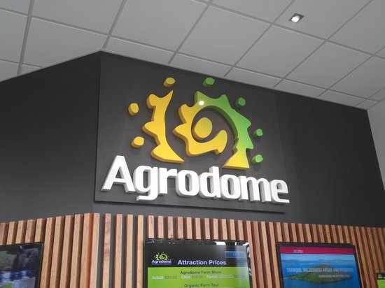 Agrodome: mark