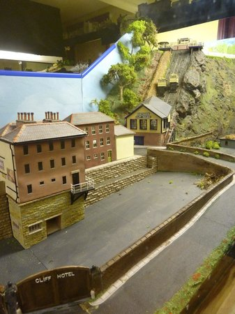 National Emergency Services Museum : model railways,