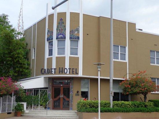 Cadet Hotel: Esterno Hotel