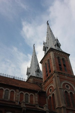 Saigon Notre Dame Cathedral: Cathedral