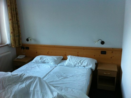 Hotel Sas Morin : Camera COMFORT ??????