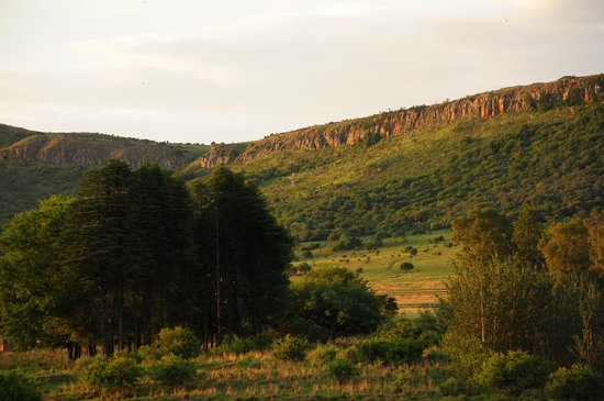 Thaba Manzi Ranch: the amazing view!!
