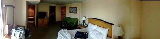 Baiyoke Sky Hotel: The Room
