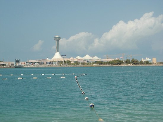 Hilton Abu Dhabi: marina mall
