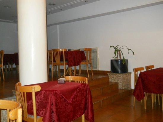 Hotel Tres Sargentos: Comedor 2