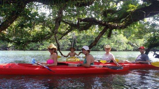 Vanuatu Ecotours: kayaking