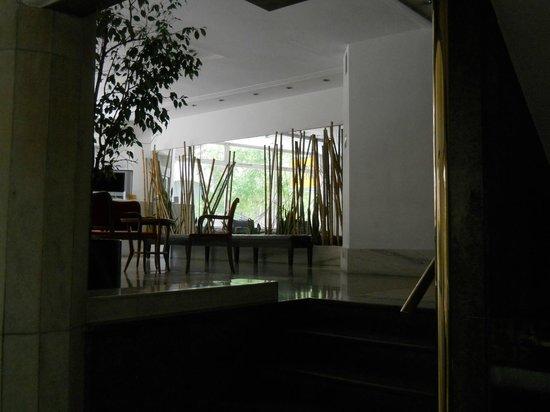 Hotel Tres Sargentos: Lobby