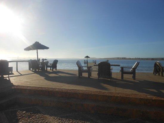 La Sultana Oualidia: spiaggia