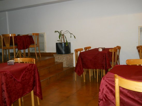 Hotel Tres Sargentos: Comedor