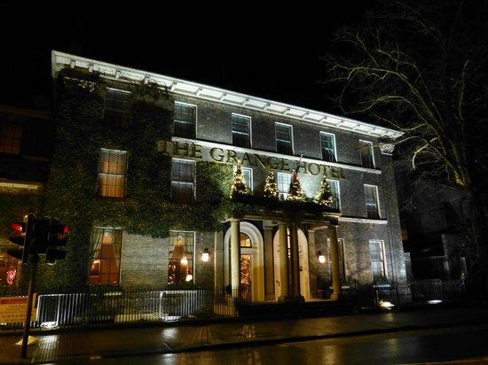 The Grange Hotel: The Grange over Christmas