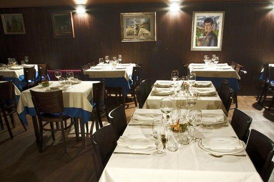Hotel Casa Pipo: Comedor principal