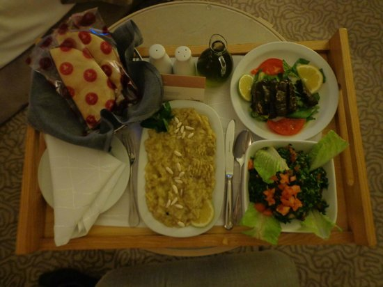 Movenpick Hotel Beirut: Room Service