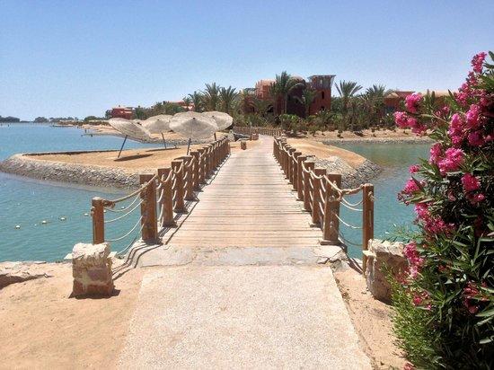 Sheraton Miramar Resort El Gouna: Strand
