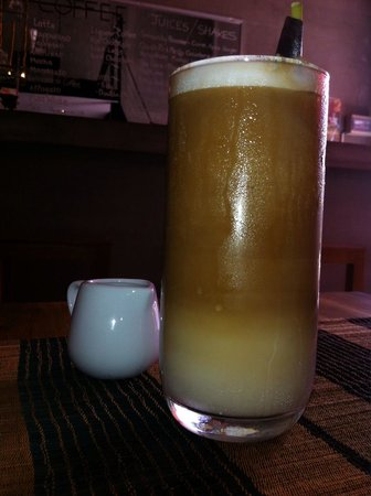 The Hive Siem Reap: Ice Cappuccino