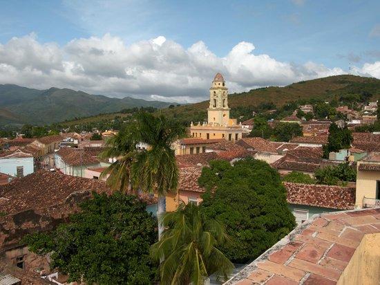 Hostal Casa Nancy : Wiew Trinidad