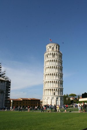 Tuscany in One Day Sightseeing Tour: Пизанская башня