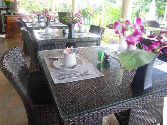 Phuket Baan Chang B&B : Ontbijt