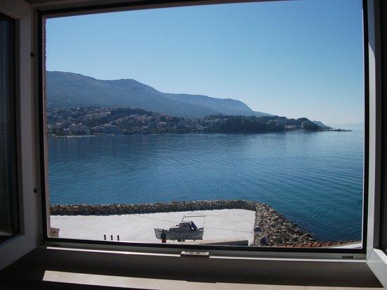 Apartments Porat: Window View 2