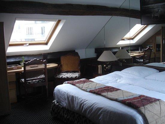 Hotel Relais Saint-Germain: Chambre 56
