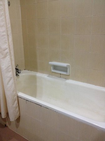 Hotel Selesa Johor Bahru: Bathroom