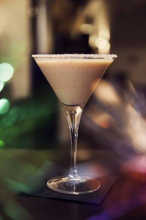 Compass Bar : Pumpkin Chai Martini