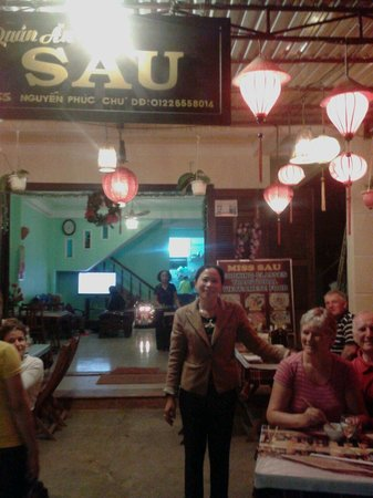 SAU Restaurant: Miss Sau