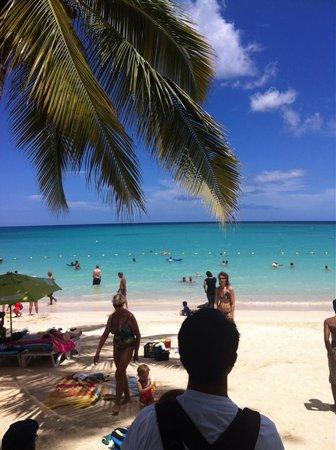 Pereybere Hotel & Spa: nice beach