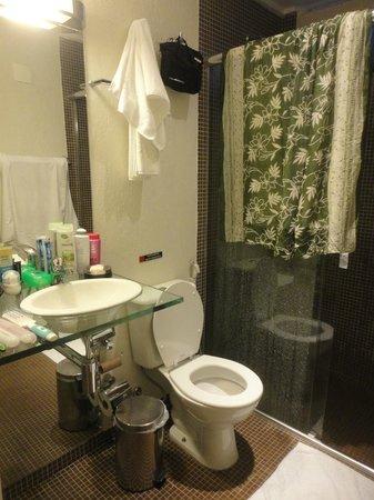Ferraretto Hotel: Banheiro