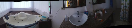 Socorro, Filipiny: Villa 2 bathroom