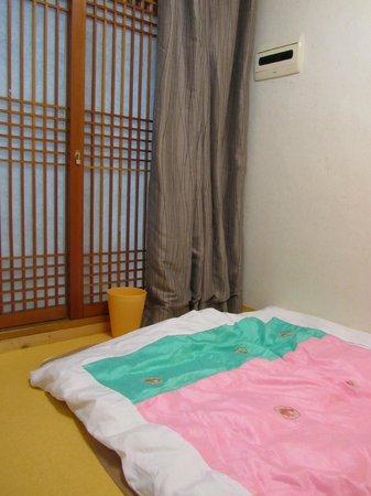 Bukchonmaru Hanok Guesthouse: ダブルルーム室内の様子