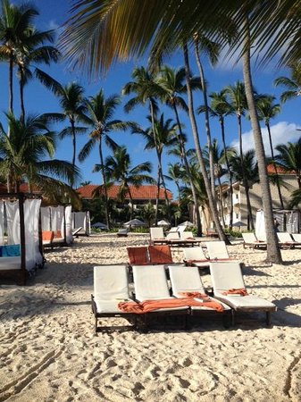Dreams Palm Beach Punta Cana: Strand