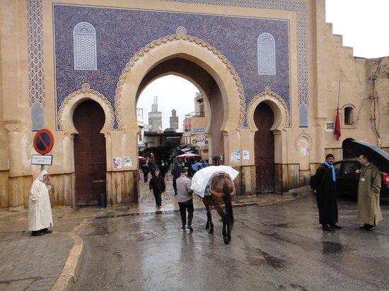 Bab Boujloud : Modern history