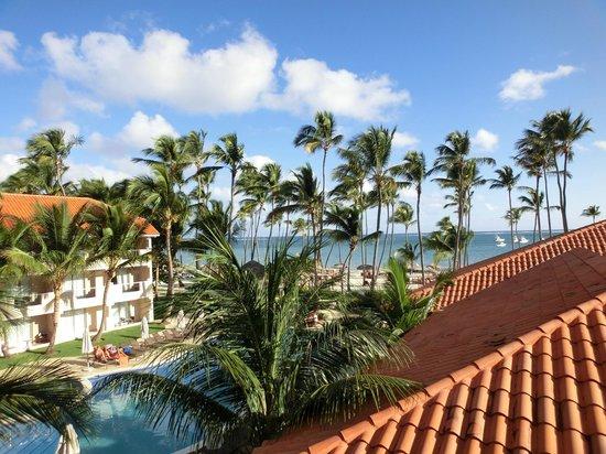 Dreams Palm Beach Punta Cana: Aussicht