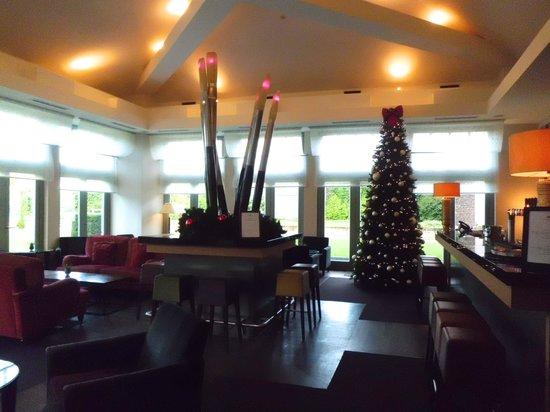Hotel Dukes' Palace Bruges : The hotel bar