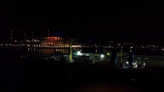 Copenhagen Admiral Hotel: View