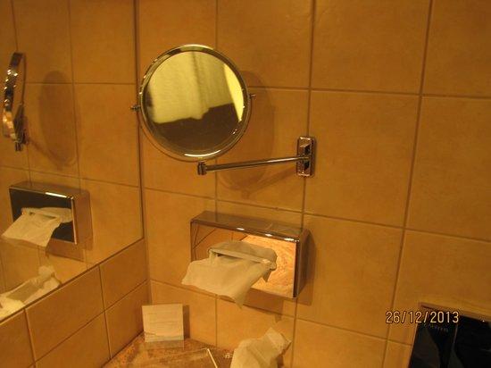 Copenhagen Admiral Hotel: Toilet