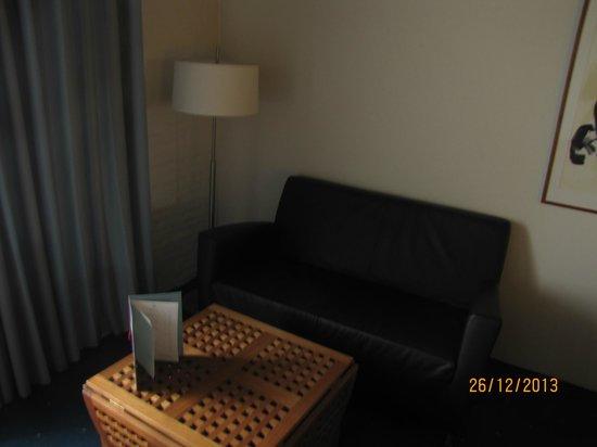 Copenhagen Admiral Hotel: Room