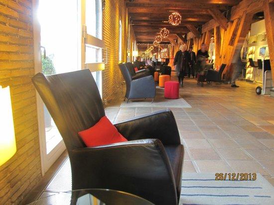Copenhagen Admiral Hotel: Lobby