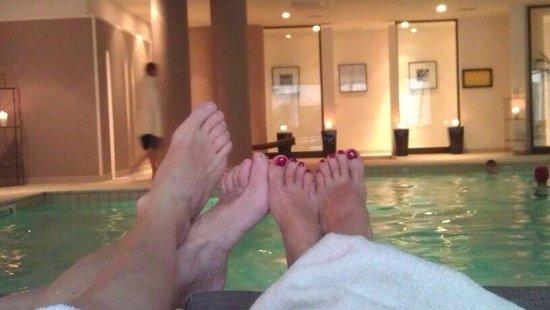 Principe Di Lazise: Relax in piscina