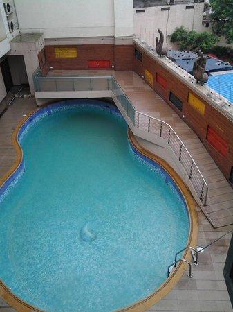 Pathetic Swimming Pool