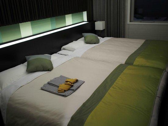 Super Hotel LOHAS Tokyo Station Yaesu Chuo-guchi: Suite room