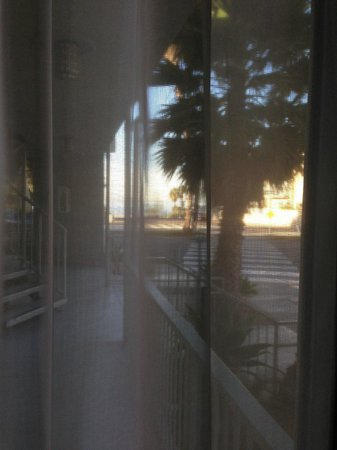 Bayside Hotel : 部屋からの眺め